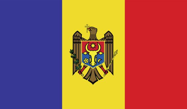 Прапор Молдови (world-00268)