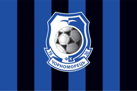 прапор ФК Чорноморець (football-00024)