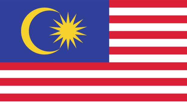 Прапор Малайзії (world-00258)