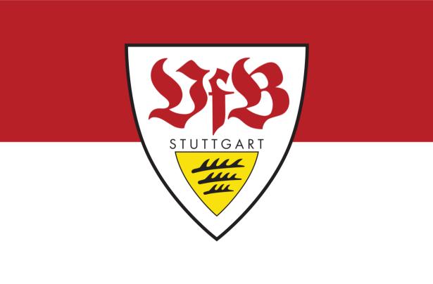 Прапор ФК Штутгарт (football-00061)