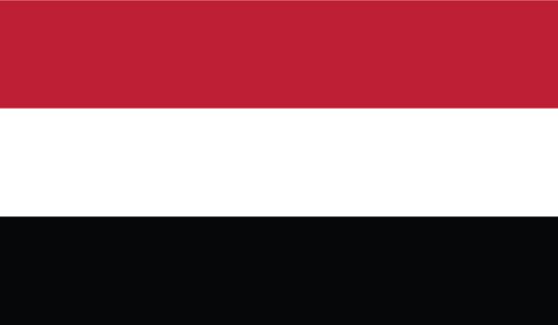 прапор Ємену (world-00143)