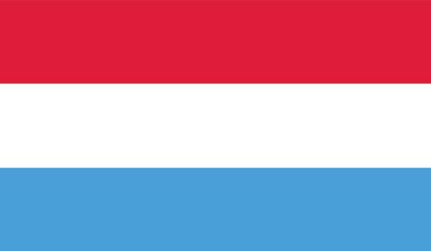 Прапор Люксембургу (world-00253)