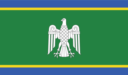 прапор Чернівецької області (flag-00004)