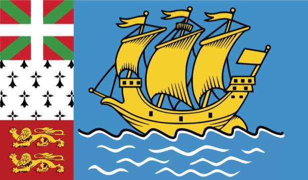 прапор Сен-П'єр і Мікелону (world-00036)