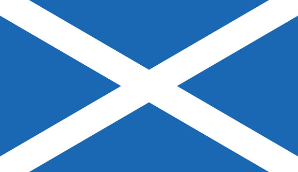 Прапор Шотландії (world-00292)