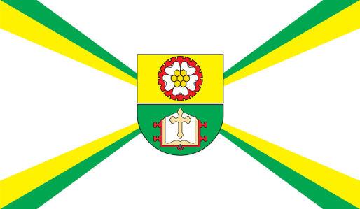 Прапор Мелітополя (flag-133)