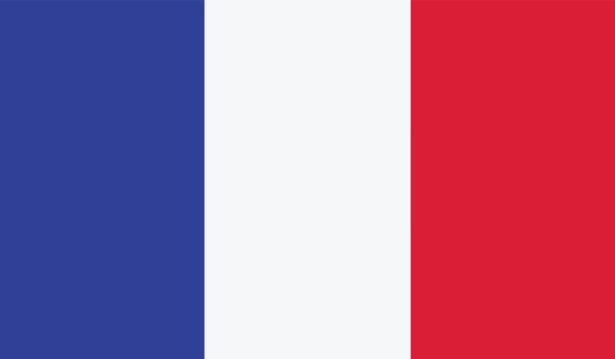 Прапор Франції (world-00238)