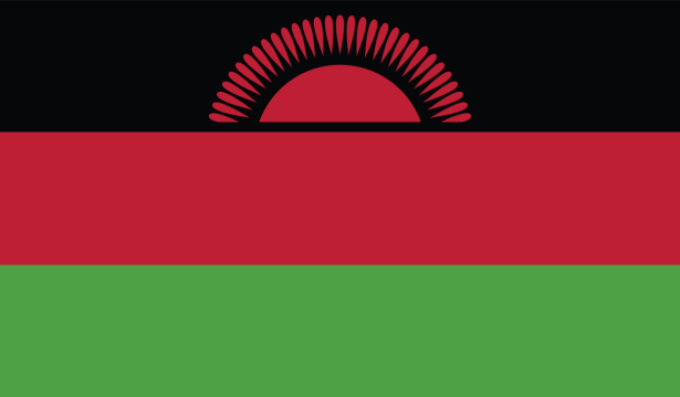 Прапор Малаві (world-00257)