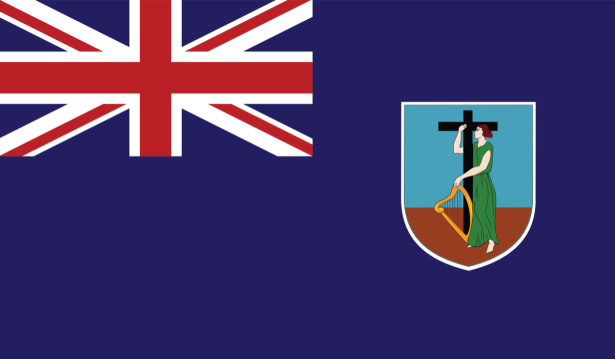 Прапор Монтсеррату (world-00272)