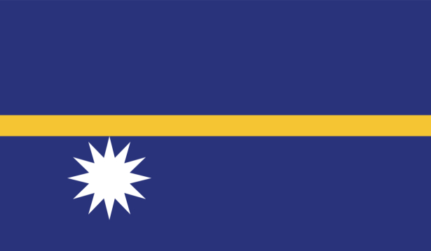 Прапор Науру (world-00279)