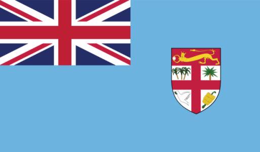 Прапор Фіджі (world-00236)
