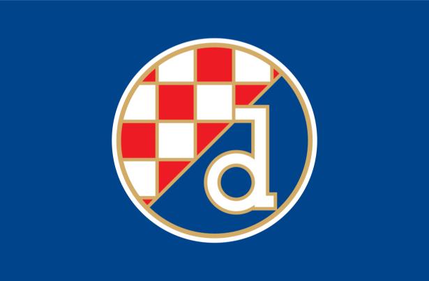 Прапор ФК Динамо Загреб (football-00076)
