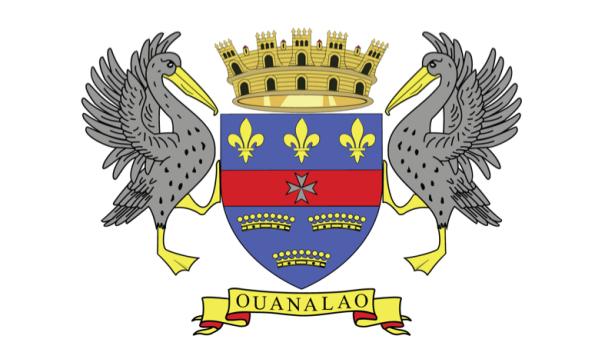 прапор Сен-Бартельмі (world-00031)
