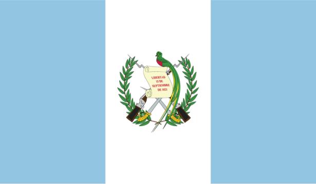 прапор Гватемали (world-00059)