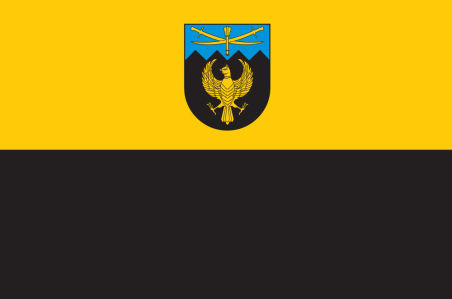 Прапор Попільнянського району (flag-130)
