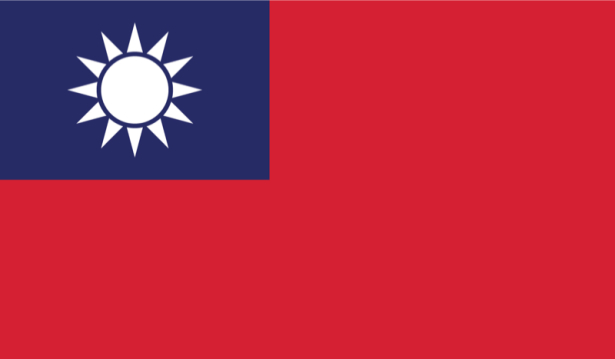 прапор Тайваню (world-00109)