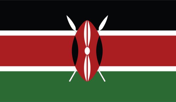 прапор Кенії (world-00090)