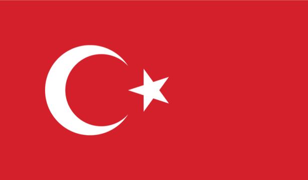 прапор Турції (world-00122)