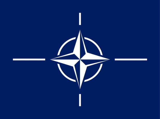прапор НАТО (world-00194)