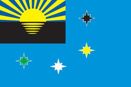 Прапор Макіївки (flag-117)