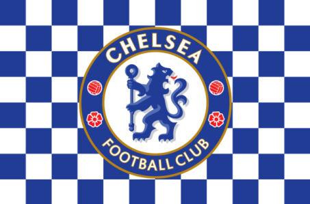 прапор ФК Челсі (football-00020)