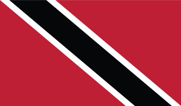 прапор Республіки Тринідад і Тобаго (world-00119)