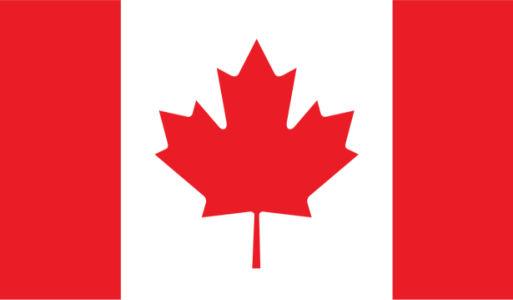 Прапор Канади (world-00196)