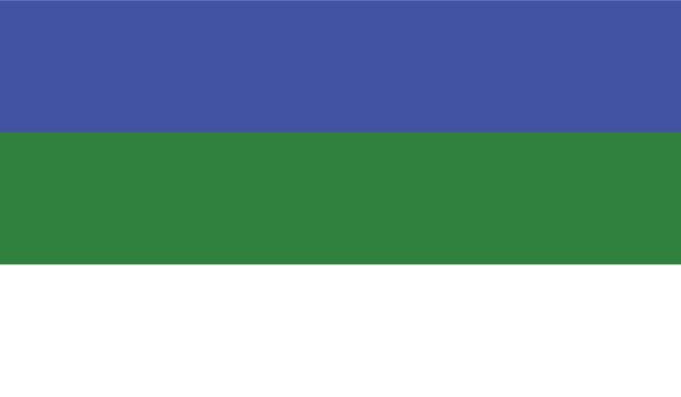 прапор Комі (world-00093)