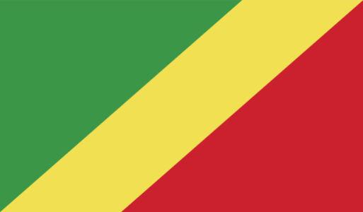 Прапор Республіки Конго (world-00210)