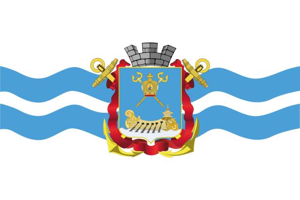 Прапор міста Миколаїв (flag-00089)