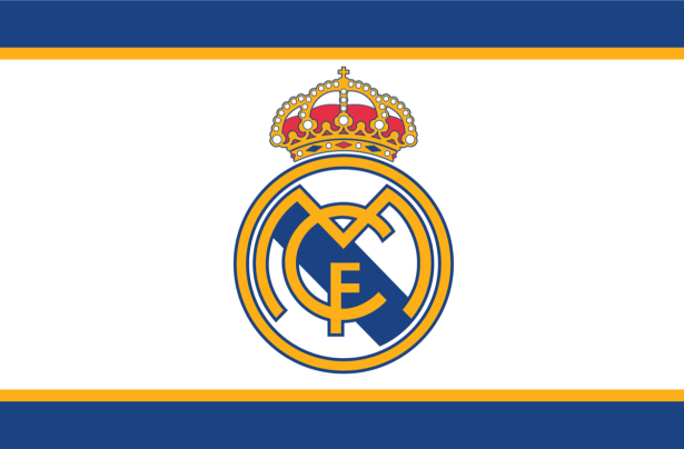 Прапор ФК Реал Мадрид (football-00048)