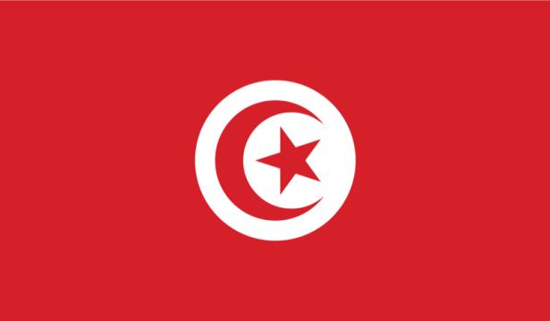 прапор Тунісу (world-00121)