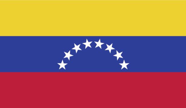 прапор Венесуели (world-00137)
