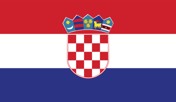 Прапор Хорватії (world-00215)