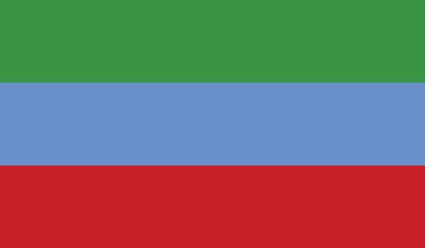 Прапор Дагестану (world-00219)