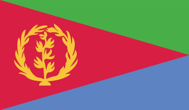 Прапор Еритреї (world-00231)