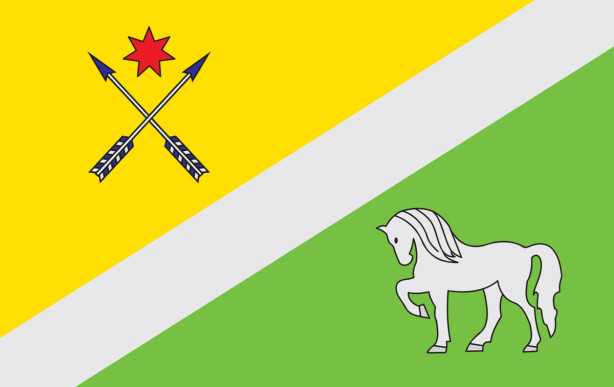 Прапор Павлограда (flag-155)