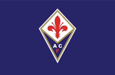 Прапор ФК Фіорентіна (football-00042)