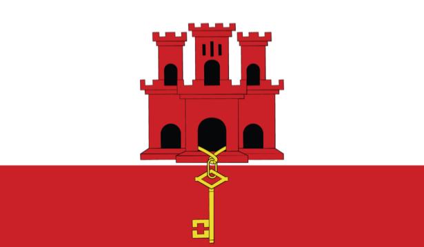 прапор Гібралтара (world-00004)