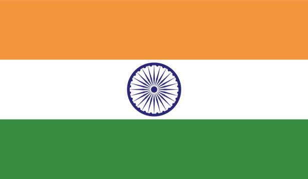 прапор Індії (world-00070)