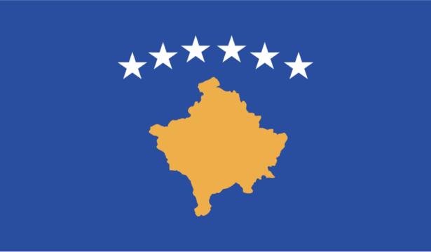 прапор Косова (world-00097)