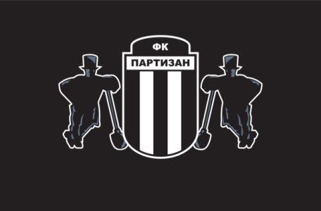 Прапор ФК Партизан (football-00079)