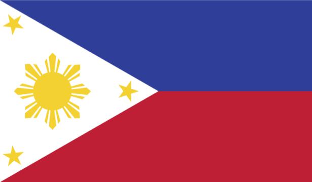 прапор Філіппін (world-00020)