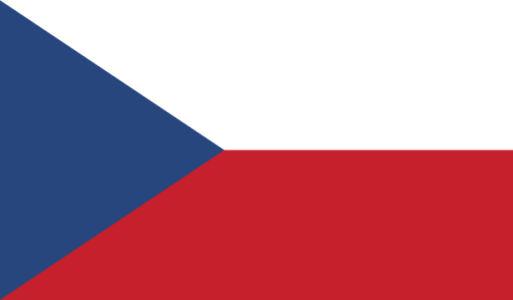 Прапор Чехії (world-00218)