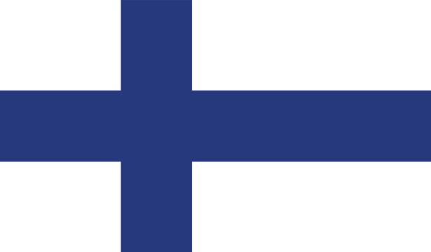 Прапор Фінляндії (world-00237)