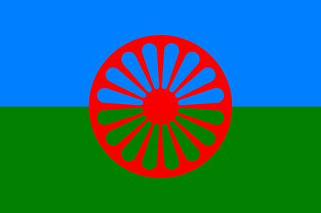 Прапор циган (world-00291)