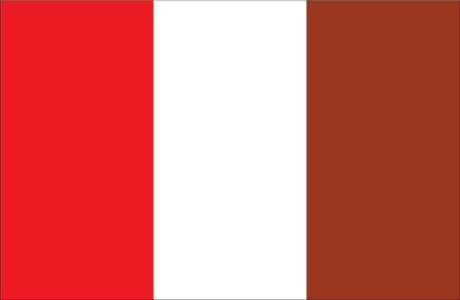 Прапор міста Вільногірська (flag-00053)