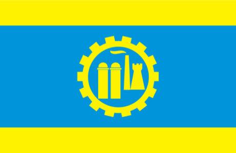 Прапор Краматорська (flag-00075)