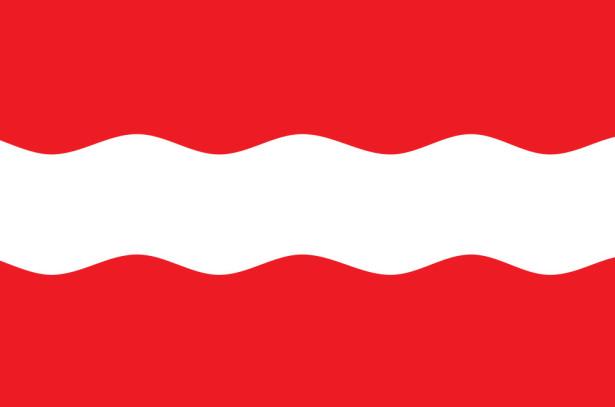 Прапор Ружинського району (flag-129)