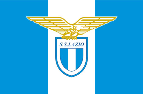 Прапор ФК Лаціо (football-00047)
